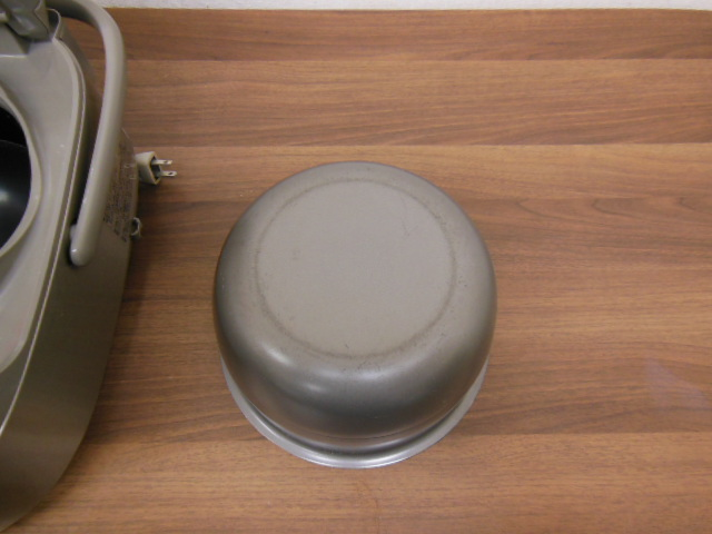 【1円スタ】象印 NP-NE10 真空圧力IH炊飯器(5.5合炊)極め炊き 2011年_画像8