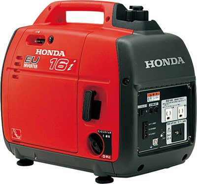 【新品・未開封】HONDA★ホンダ インバーター発電機 EU16i  最新 ★2