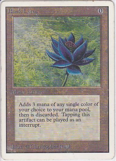 引退 パワー9 Brack Lotus TimeWark Ancestral Recall Mox Sapphire4枚セット 即決Underground Sea付