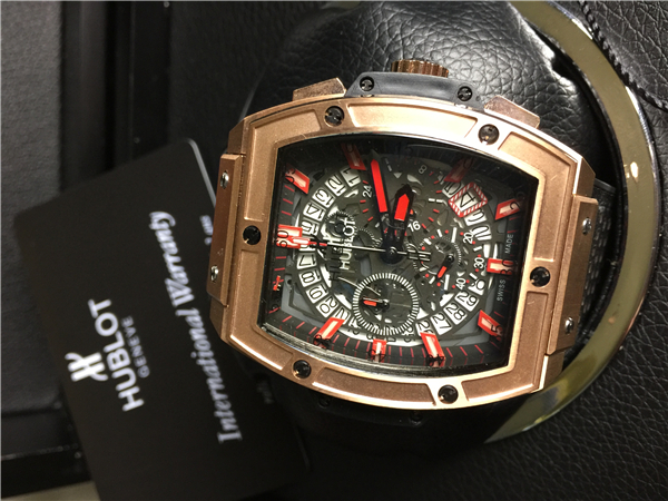 スピリット オブ ビッグバン キングゴールド 601.OX.0183.LR 新品 メンズ 腕時計