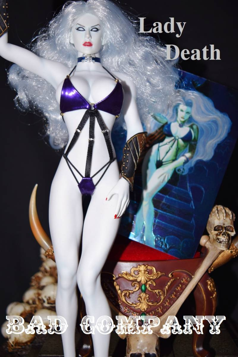 PHICEN Costume Lady Death