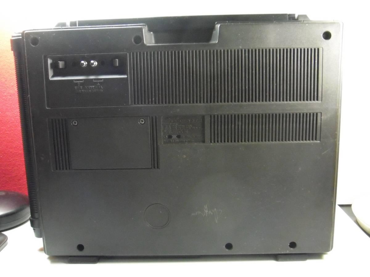 SONY ソニー CF-5950 ラジオ カセット ジャンク カセット 不動作_画像2