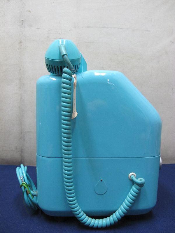 昭和レトロ 青色 ダイヤル式公衆電話(22)676-A2N 日本電信電話公社_画像5