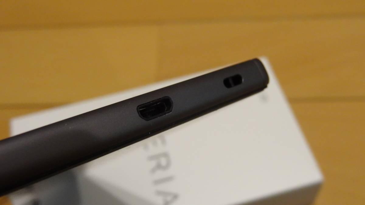 Softbank Xperia Z5 501SO SIMフリー版 白ロム ブラック 黒 未使用 新品 MVNO ドコモ等 使用可能_画像5