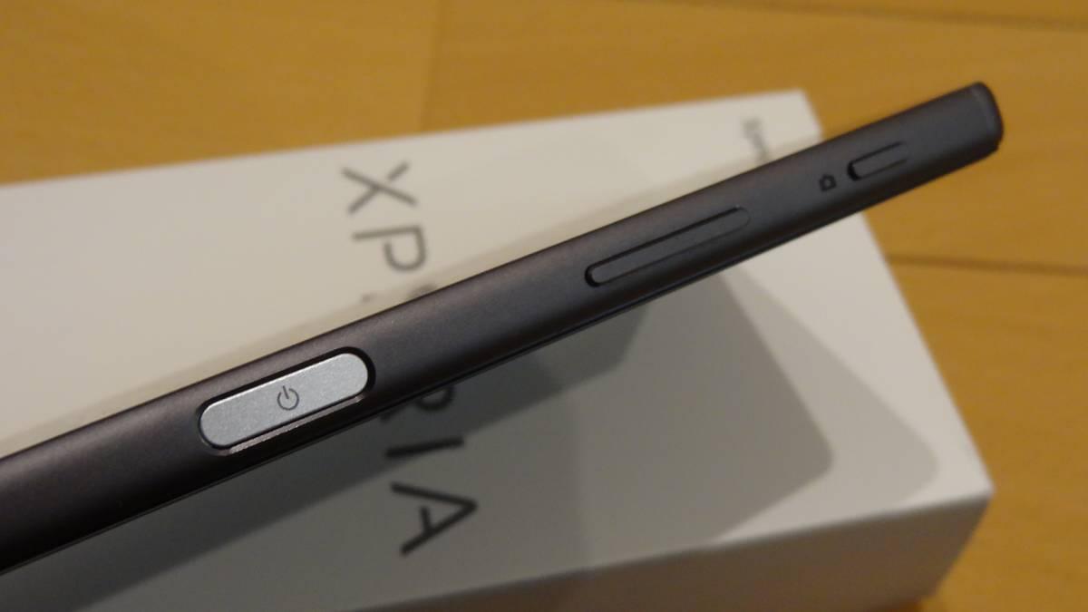 Softbank Xperia Z5 501SO SIMフリー版 白ロム ブラック 黒 未使用 新品 MVNO ドコモ等 使用可能_画像6