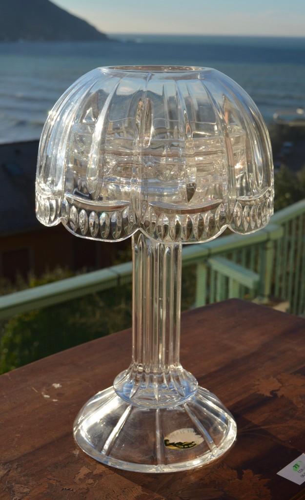 蒂芙尼工作室古董燈水晶玻璃哈拉夫 編號:n247996861