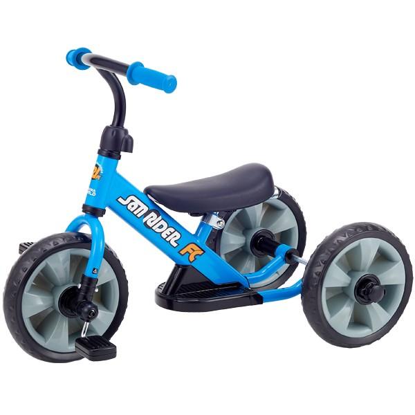 へんしん!サンライダーFC ブルー 三輪車 バランスバイク へんしんバイク カジキリ機能付き_画像4