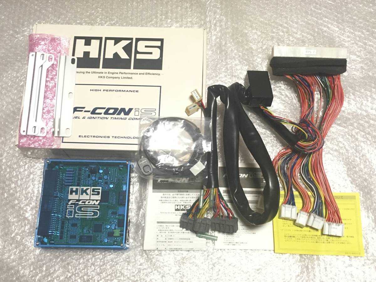 beautiful goods! HKS F-CON iS engine computer - Harness FP5