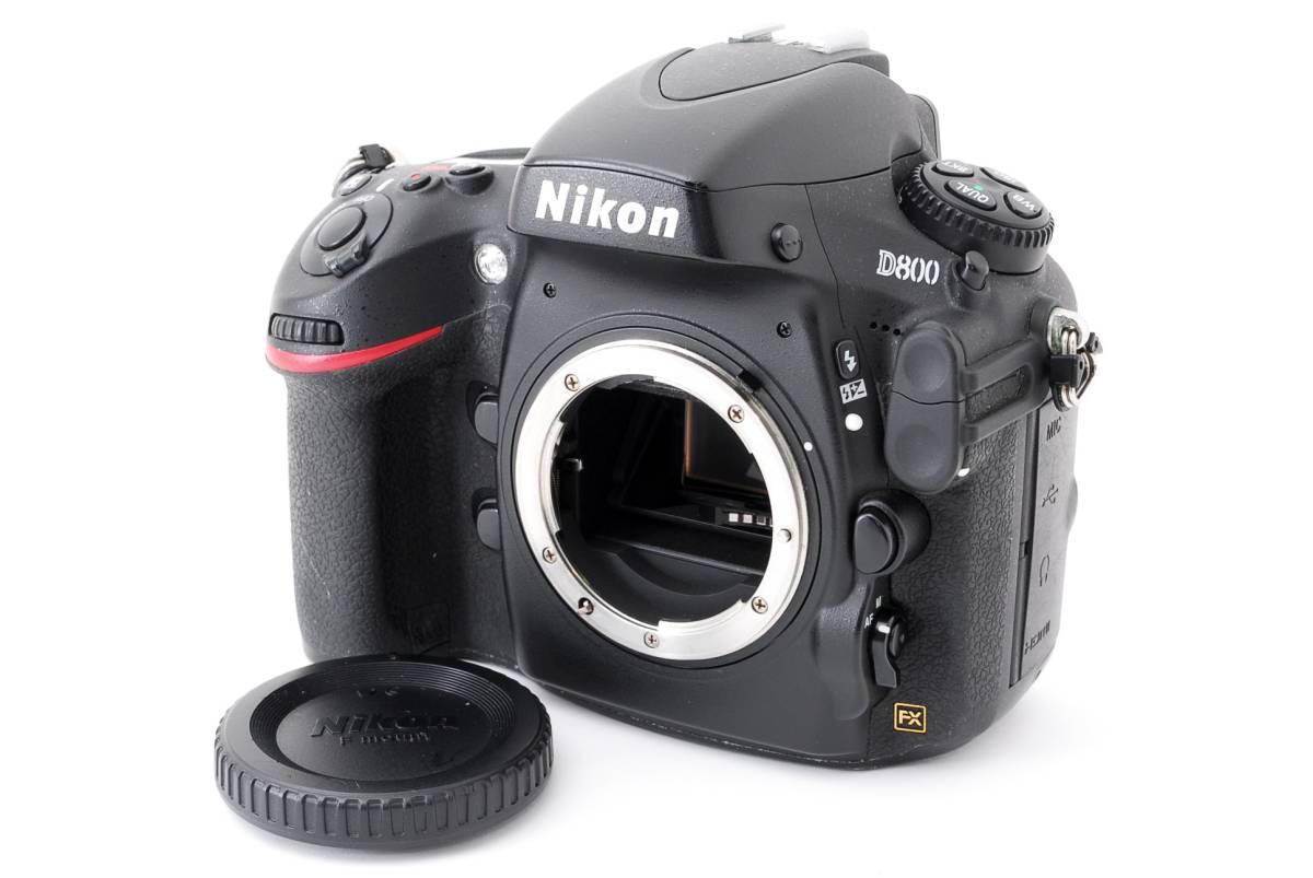 ◆1月値下げ◆人気機種◆ニコン Nikon D800 ボディ #2745_画像1