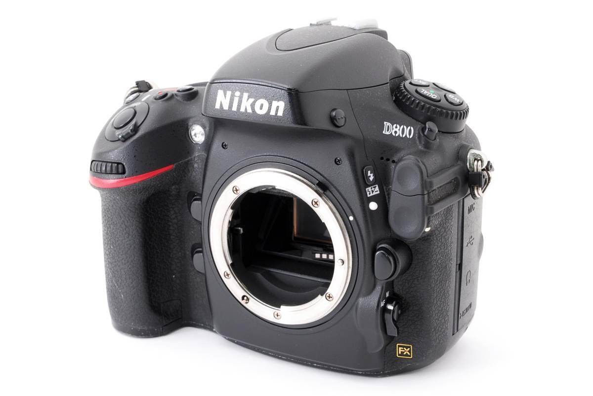 ◆1月値下げ◆人気機種◆ニコン Nikon D800 ボディ #2745_画像2
