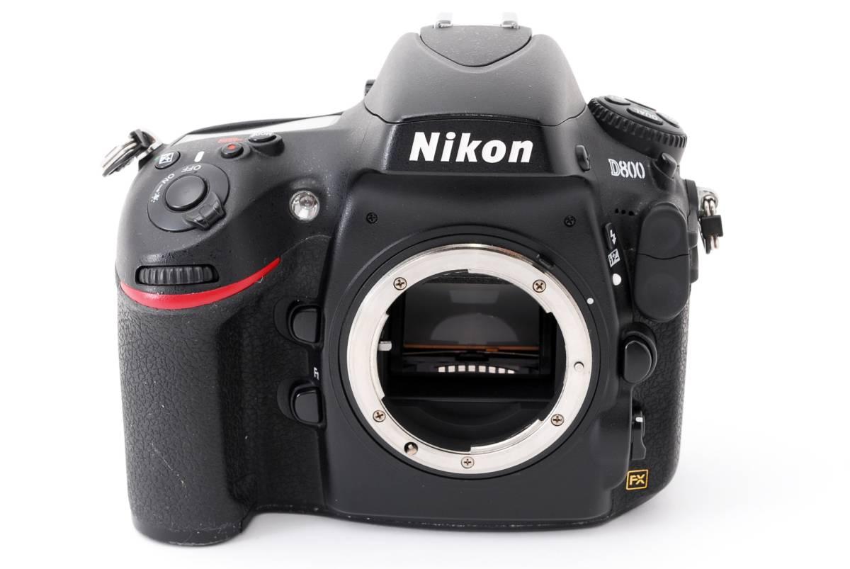 ◆1月値下げ◆人気機種◆ニコン Nikon D800 ボディ #2745_画像3