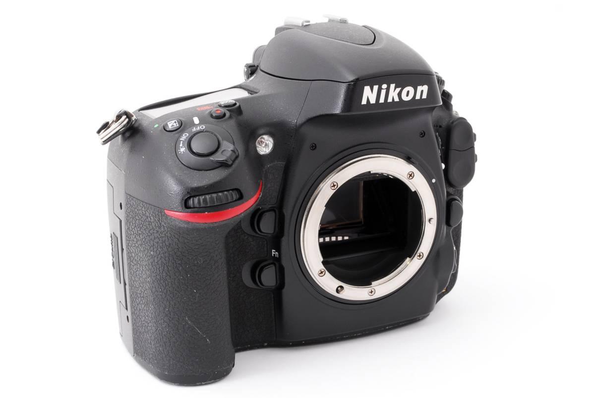 ◆1月値下げ◆人気機種◆ニコン Nikon D800 ボディ #2745_画像4