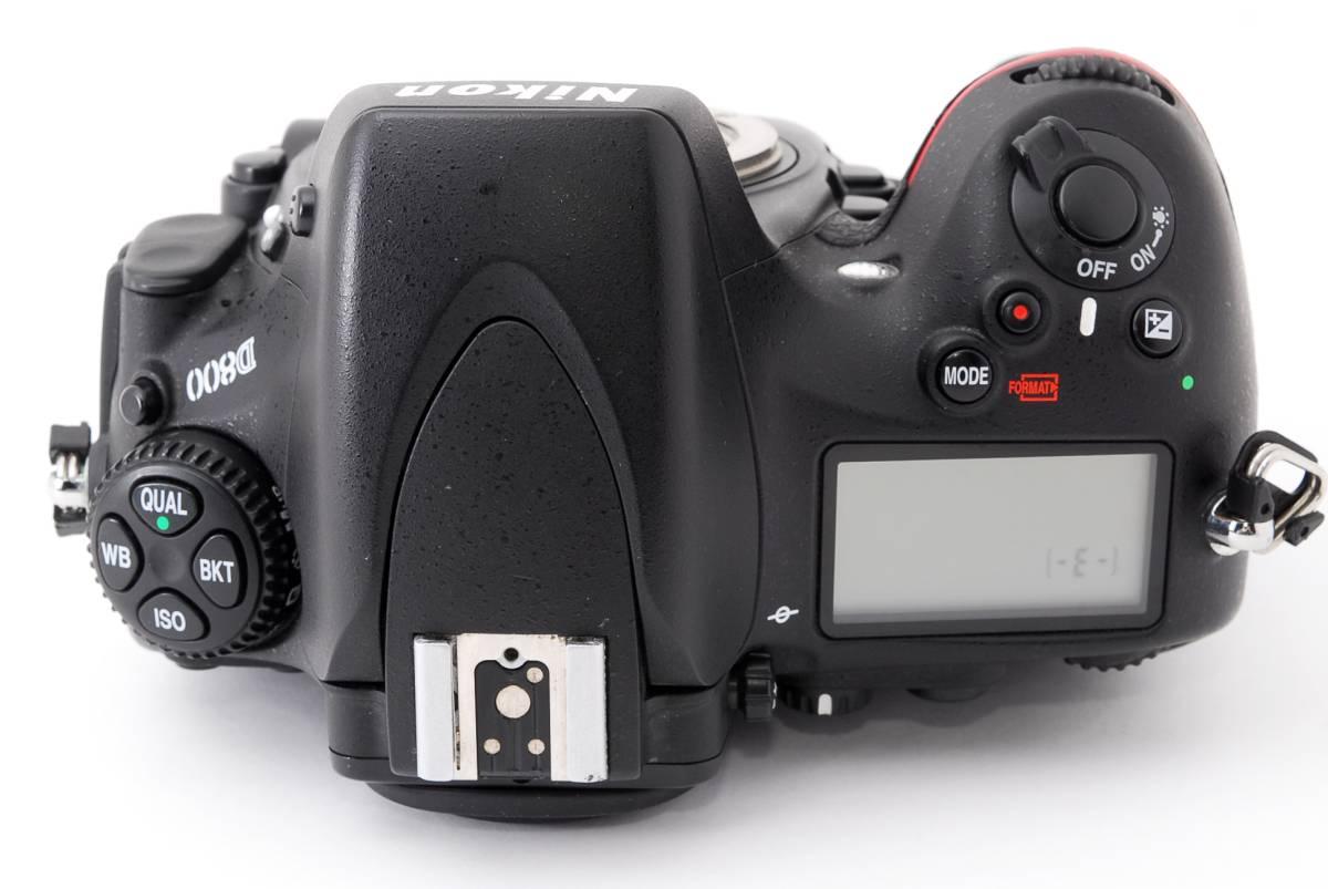 ◆1月値下げ◆人気機種◆ニコン Nikon D800 ボディ #2745_画像6