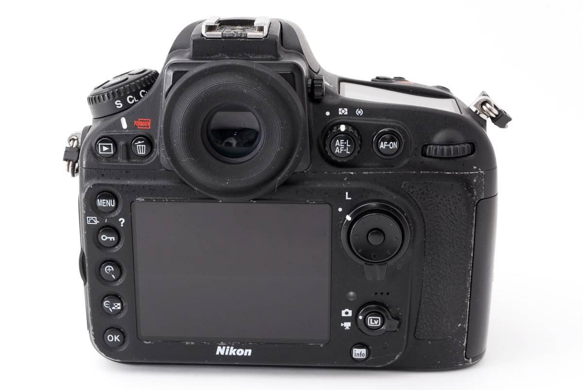 ◆1月値下げ◆人気機種◆ニコン Nikon D800 ボディ #2745_画像8
