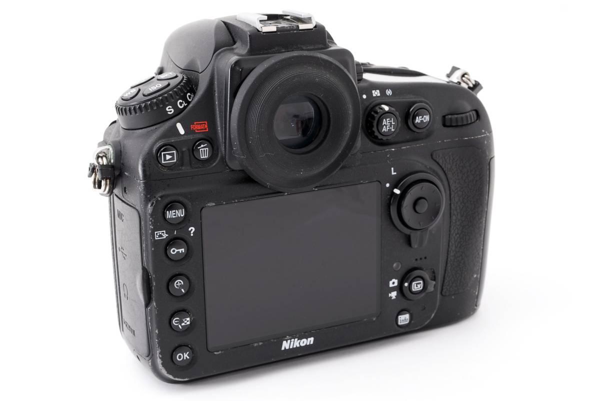◆1月値下げ◆人気機種◆ニコン Nikon D800 ボディ #2745_画像7