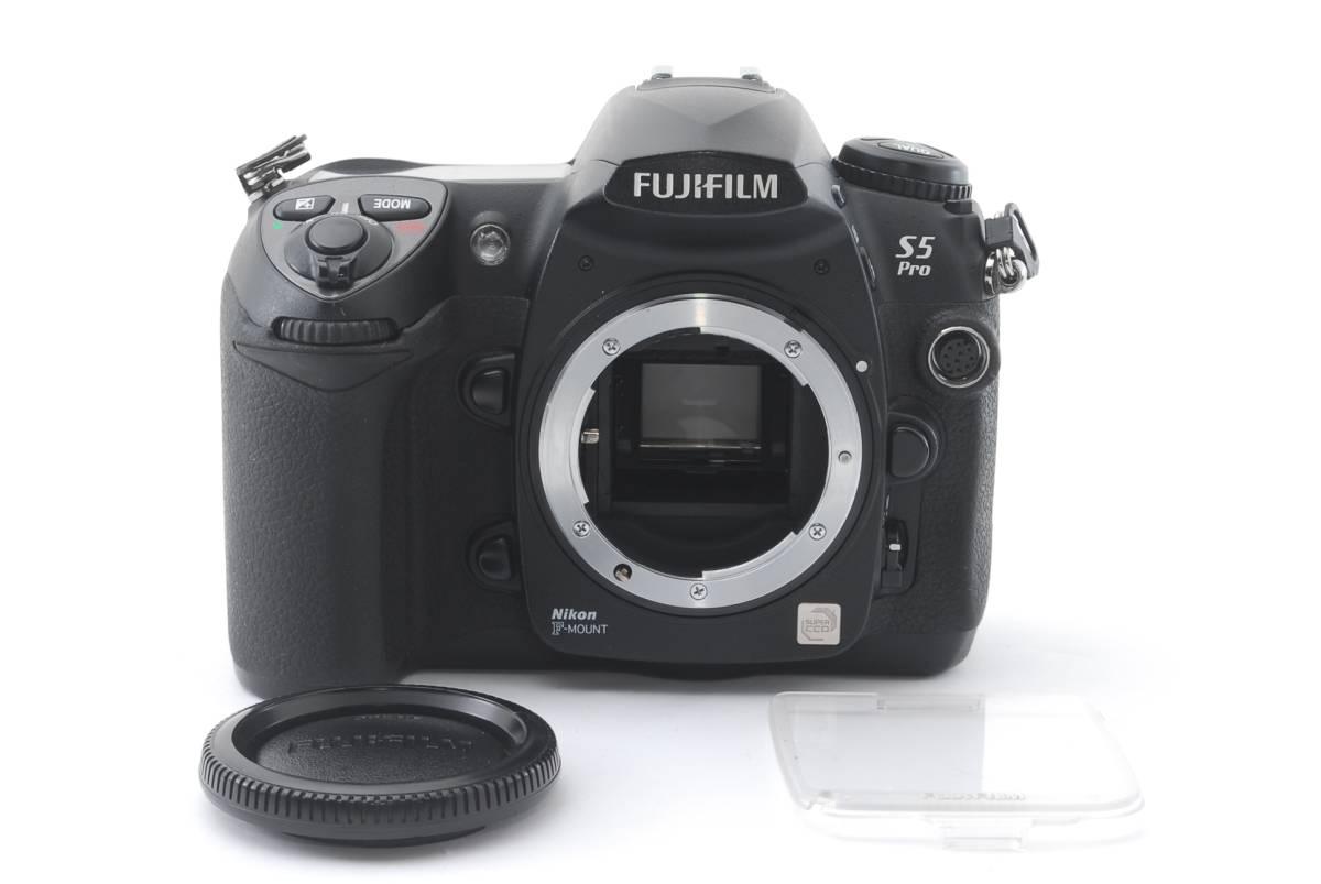 フジフィルム FUJIFILM FinePix S5 Pro ボディ #2877