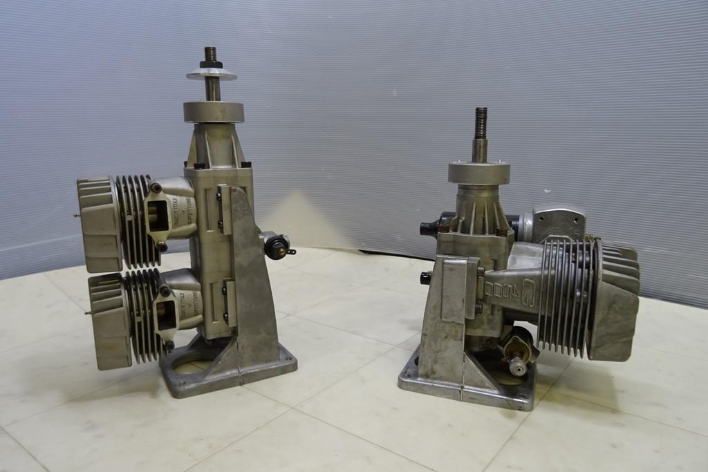 ジャンク扱い・長期保管品■G4500 / 3000S MADE IN ITALY by SUPERTIGRE(9)エンジン・パーツ 画像のものまとめて