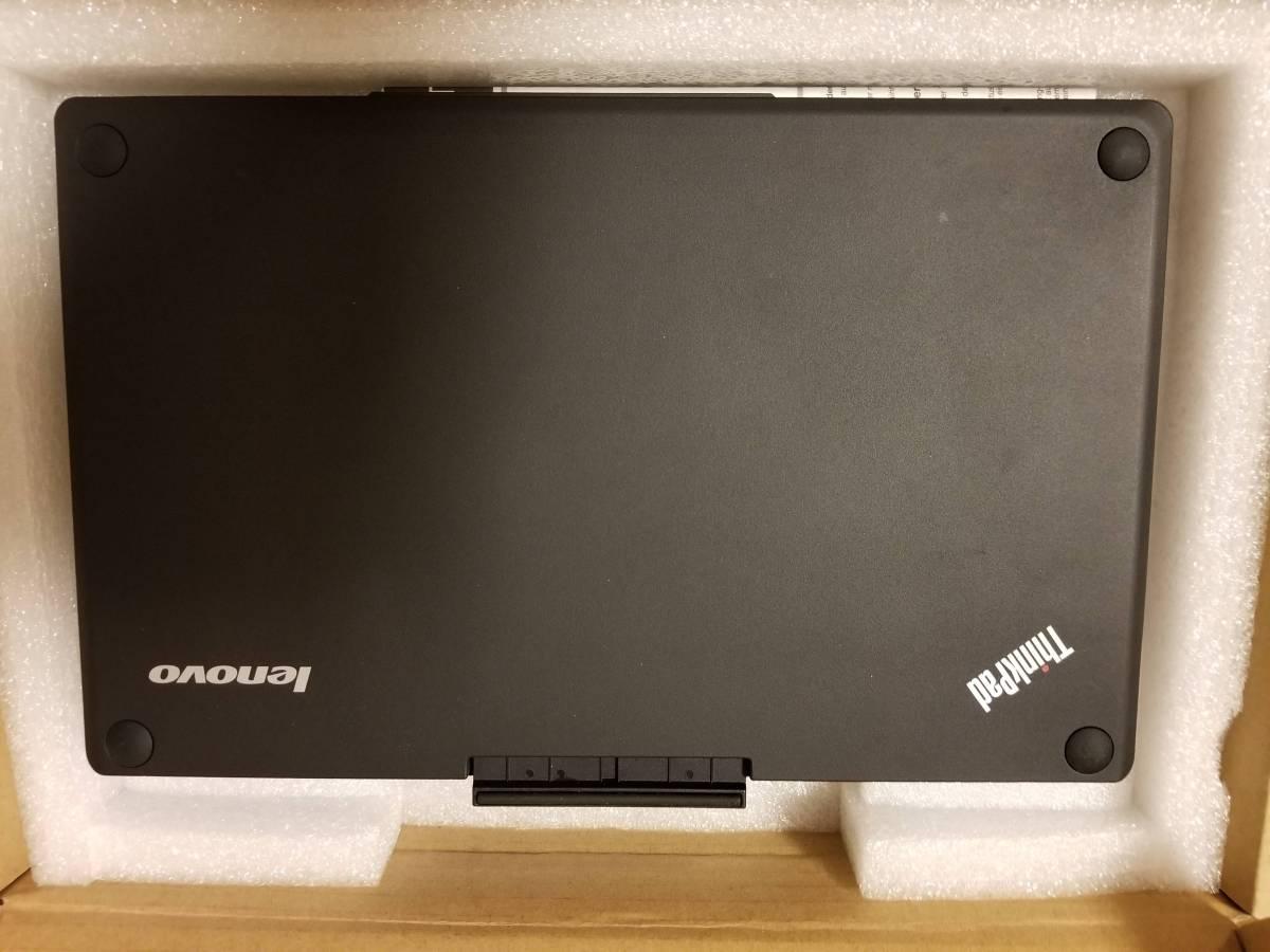 Lenovo レノボ・ジャパン ThinkPad Tablet 2 Bluetoothキーボード (本体スタンド付)  日本語 0B47358 新品未使用_画像3