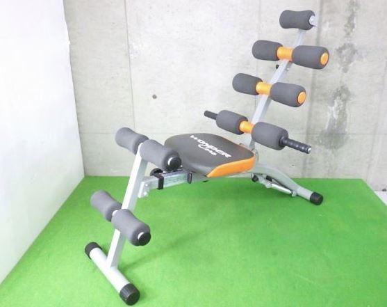 *ショップジャパン ワンダーコア WONDER Core WC-823-JC2 腹筋 エクササイズ トレーニング /n-6994