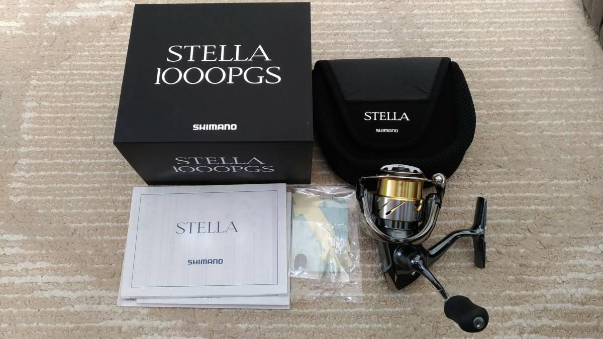 シマノ 14 ステラ 1000PGS アジング メバリングに
