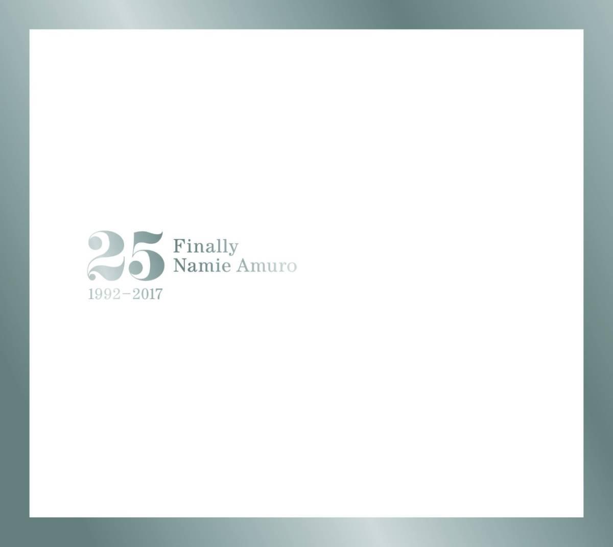 新品未開封 安室奈美恵 Finally (3CD+DVD+スマプラ) 未視聴 未再生 新品未開封 ?