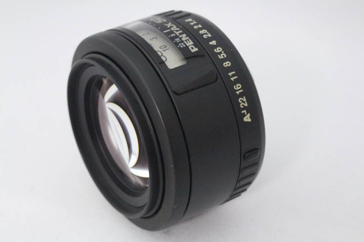 ★超極上品★ペンタックス SMC PENTAX-FA 50mm F1.4★200/39_画像2