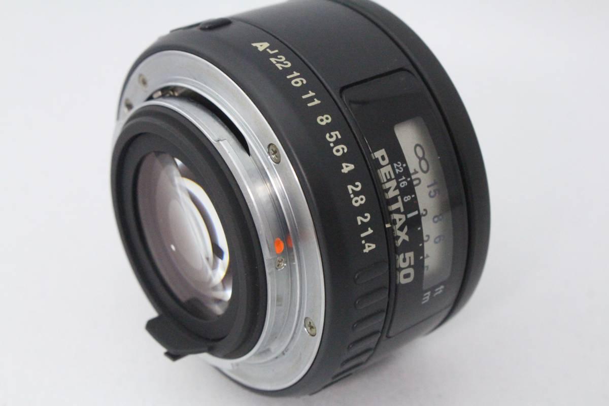 ★超極上品★ペンタックス SMC PENTAX-FA 50mm F1.4★200/39_画像5