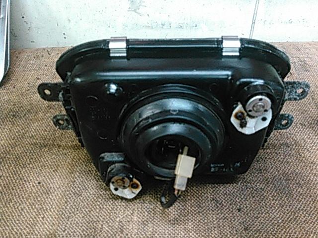 中古良品!ZZ-R250 ZZR250 EX250H 純正ヘッドライト 割れなし Genuine Parts_画像2