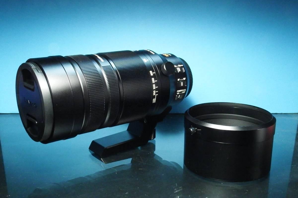 新品同パナソニック LEICA DG VARIO-ELMAR 100~400mm F4.0-6.3 ASPH.POWER O.I.S.