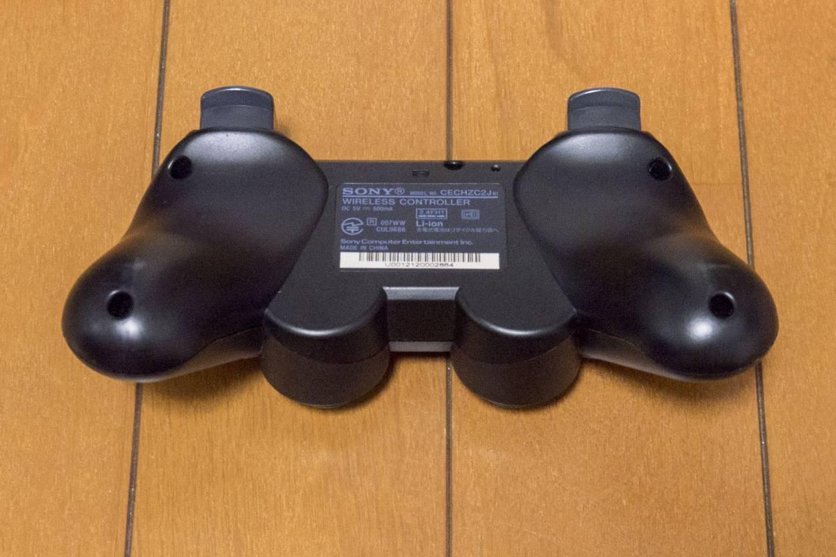 【美品】 SONY PS3本体 CECH-4000B 250GB ★箱有・付属品有・完動品★_画像7