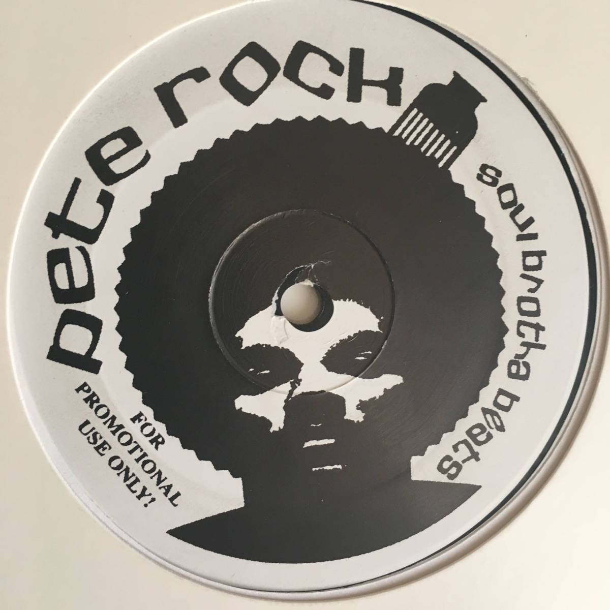 ●Pete Rock/ピートロック/Soul Brotha Beats/1LP/廃盤/レア盤/90's HipHop/Jazzy/DJ Kiyo