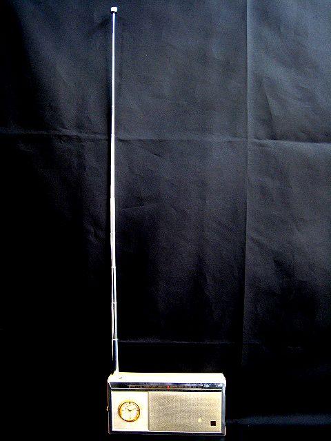 ●レトロ アンティーク● ナショナル SEIKO セイコー トランジスターラジオ T-94 時計 手巻き 昭和 ディスプレイ 002111-i02y_画像5