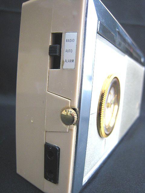 ●レトロ アンティーク● ナショナル SEIKO セイコー トランジスターラジオ T-94 時計 手巻き 昭和 ディスプレイ 002111-i02y_画像7