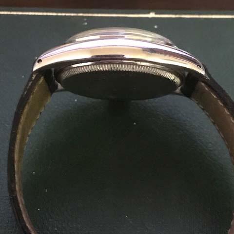 ☆ロレックス/Ref6094/オイスターデイト/赤デイト/アンティーク腕時計/手巻き_画像6