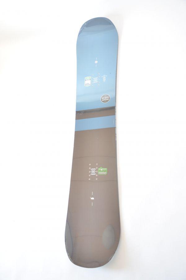 新品 未使用 17/18 FLOW フロー VERVEモデル ヴァーブ 152cm スノーボード 板 ダブルキャンバー
