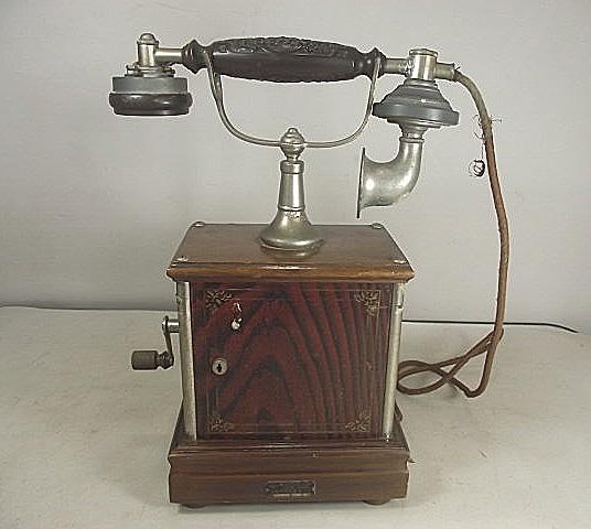 【白藤】◆アンティーク電話機◆電話機◆**2**◆_画像2
