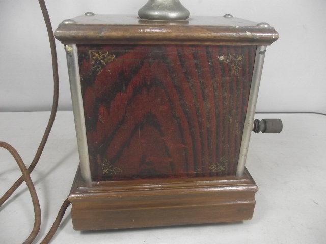 【白藤】◆アンティーク電話機◆電話機◆**2**◆_画像3