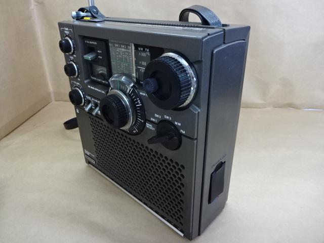 箱付 スカイセンサー 9500 ソニートランジスターラジオ SONY ICF-5900 SW DUAL CONVERSION SYSTEM Skysensor 5900 FM 美品 _画像4
