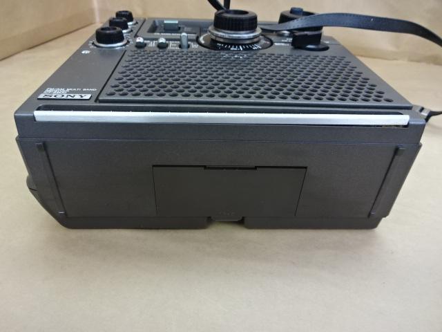 箱付 スカイセンサー 9500 ソニートランジスターラジオ SONY ICF-5900 SW DUAL CONVERSION SYSTEM Skysensor 5900 FM 美品 _画像10