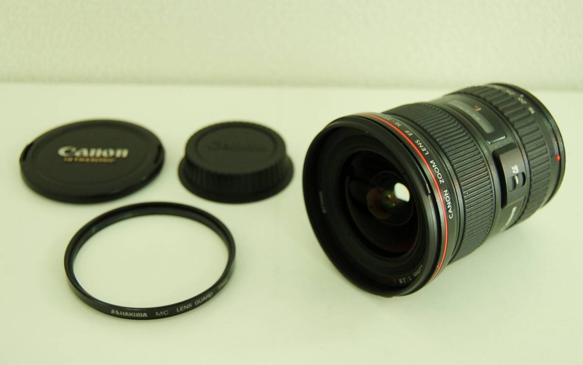 Canon キャノン CANON ZOOM LENS EF 16-35mm 1:2.8 L USM ULTRASONIC ウルトラソニック 一眼レフ オートフォーカス レンズ ジャンク 1円~
