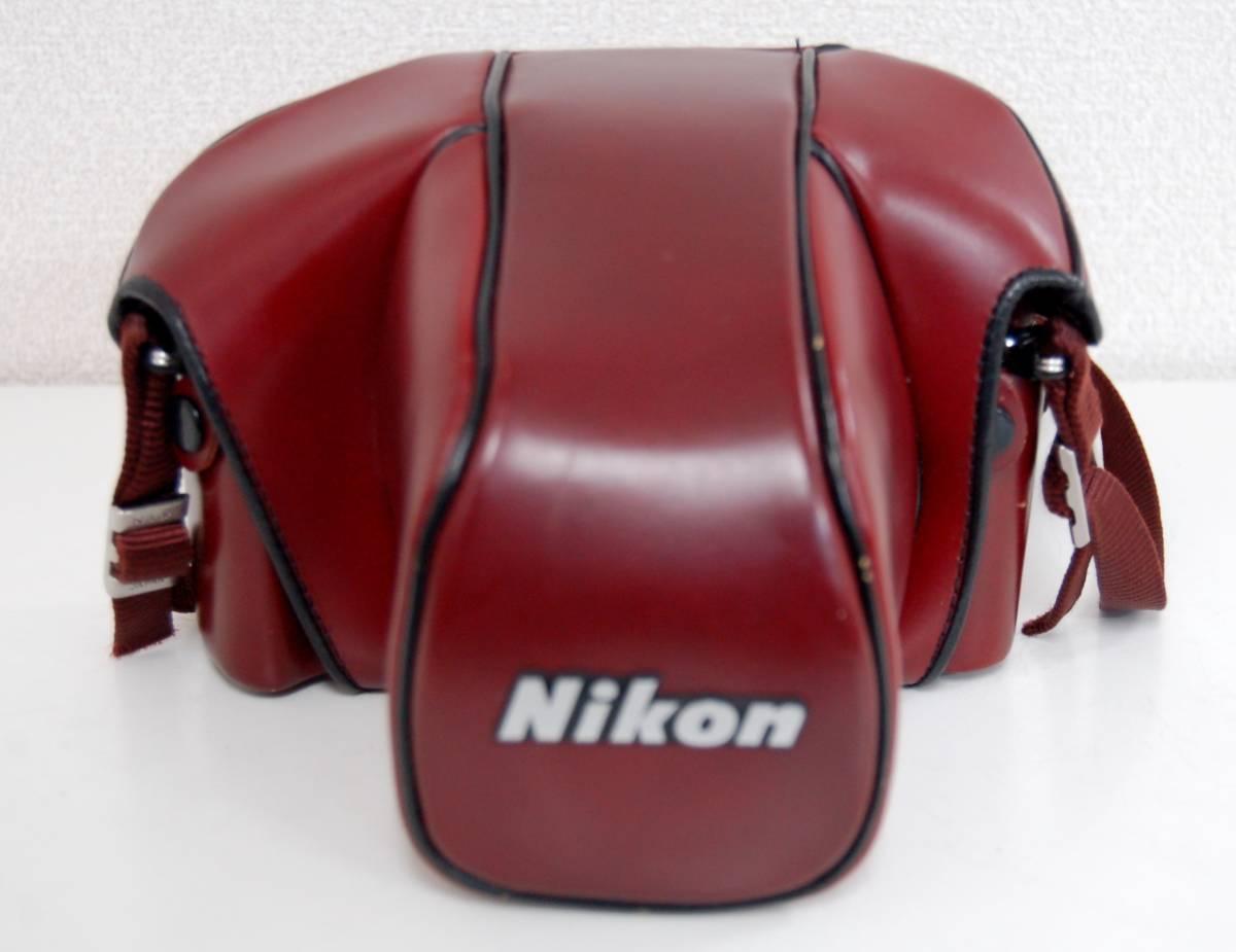 Nikon F3 ブラックボディ カメラ Zoom-NIKKOR 35-70mm 1:3.3-4.5 レンズ ニコン 一眼レフカメラ セット カバー付き ジャンク 1円から_画像10