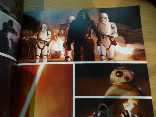 STAR WARS スターウォーズ フォースの覚醒 パンフレット_画像2