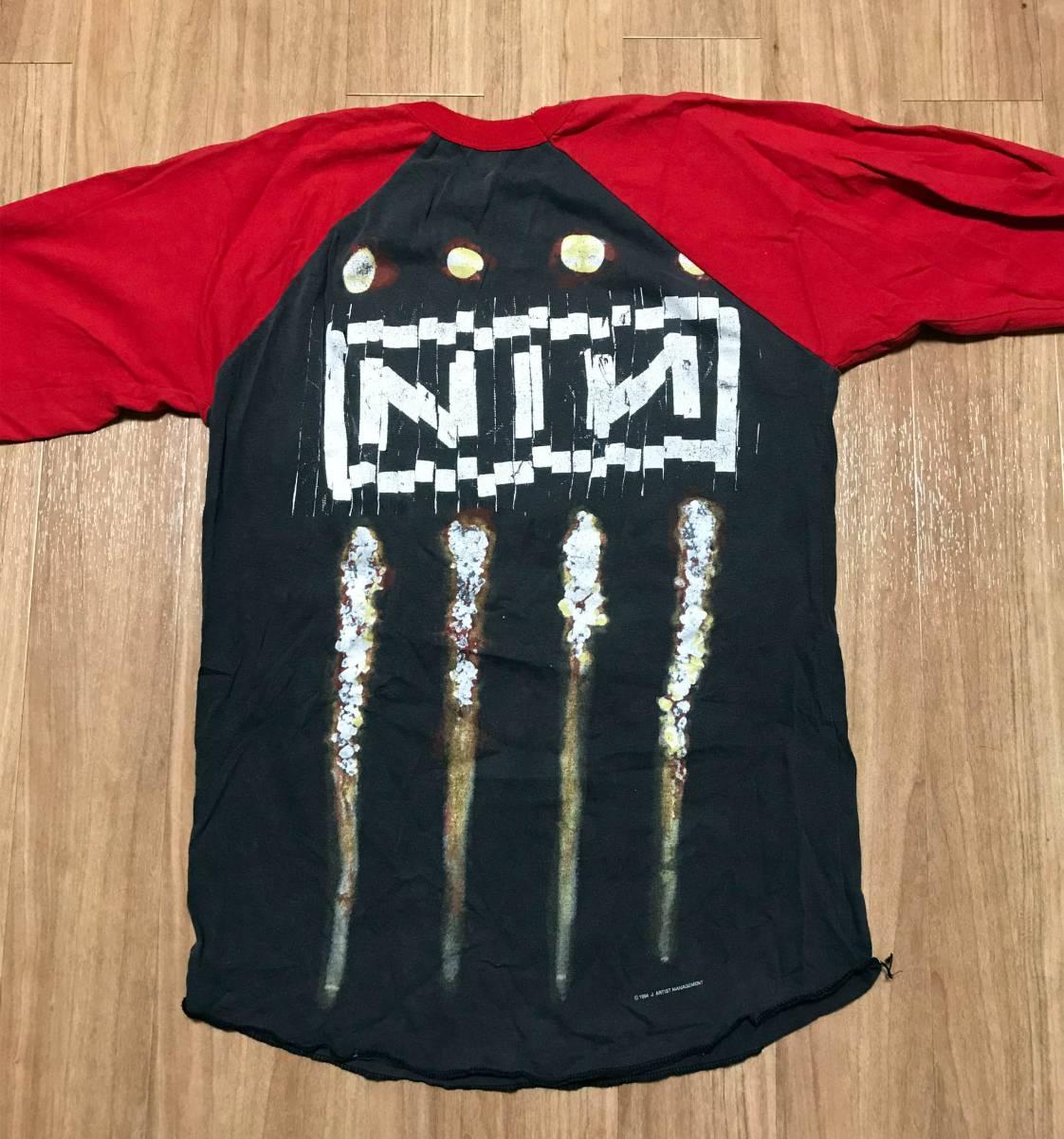 Nine Inch Nails Tシャツ Downward Spiral カニエウェスト nirvana Fear of god Travis Scott Jerry Lorenzo supreme