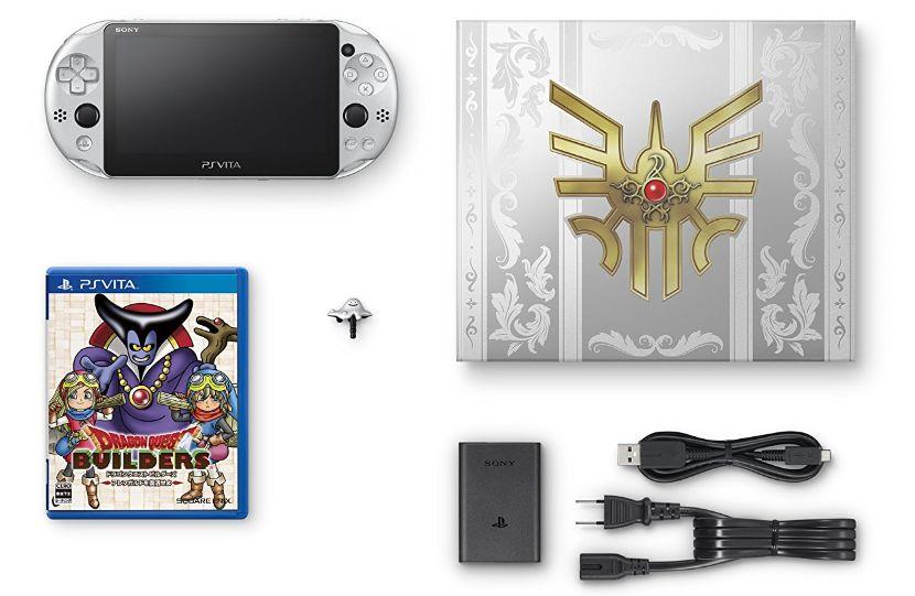 生産終了 送料無料 新品 PlayStation Vita ドラゴンクエスト メタルスライム エディション