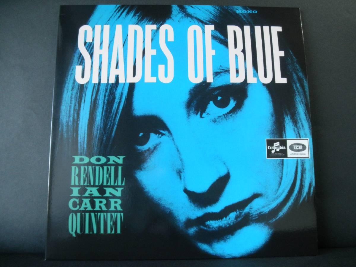 【英Columbia・Limited Reissue】Don Rendell, Ian Carr/SHADES OF BLUE★オリジナルジャケット★_画像2