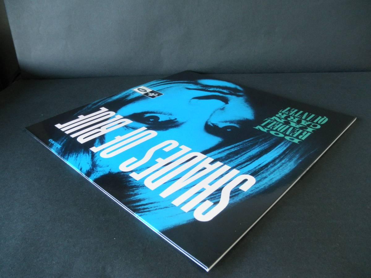 【英Columbia・Limited Reissue】Don Rendell, Ian Carr/SHADES OF BLUE★オリジナルジャケット★_画像6