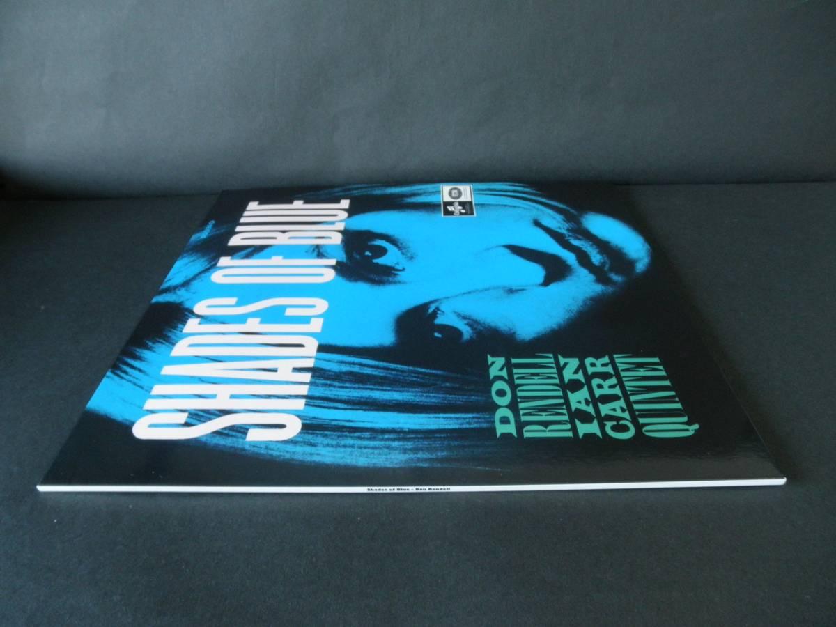 【英Columbia・Limited Reissue】Don Rendell, Ian Carr/SHADES OF BLUE★オリジナルジャケット★_画像7