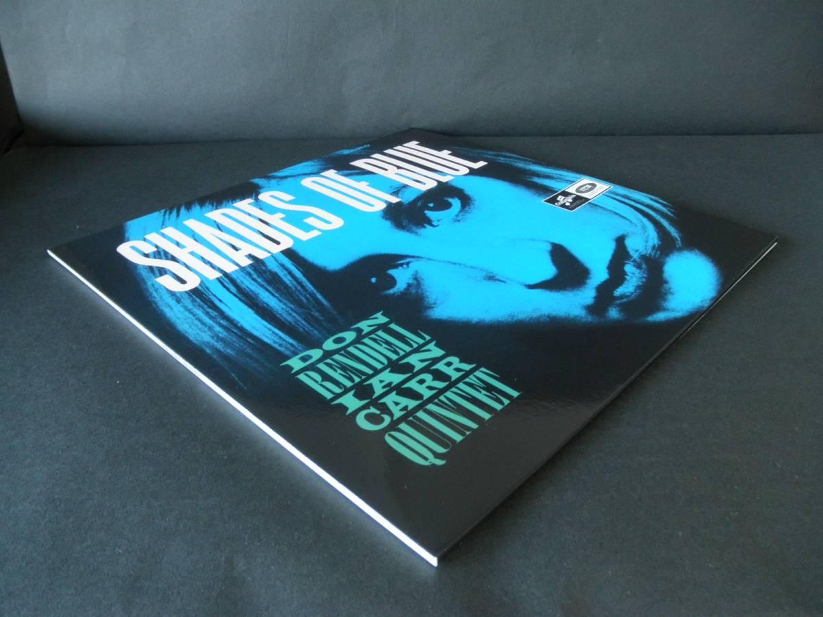 【英Columbia・Limited Reissue】Don Rendell, Ian Carr/SHADES OF BLUE★オリジナルジャケット★_画像8