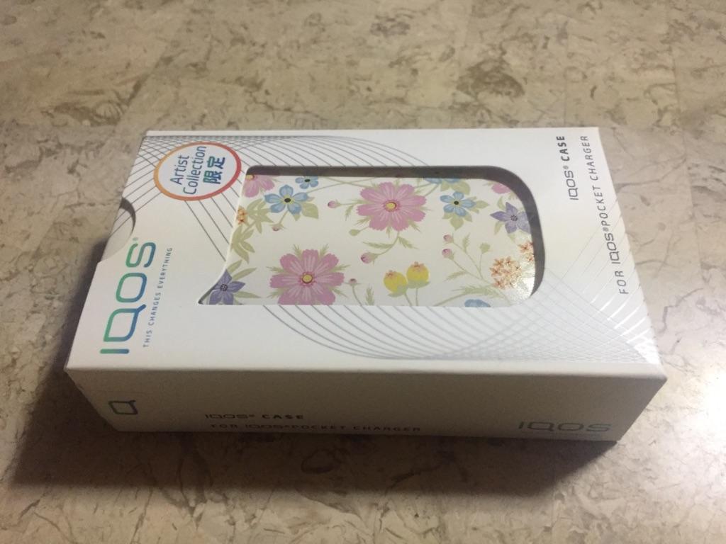 ★ IQOS ポケットチャージャー ケース アーティストコレクション ①_画像3