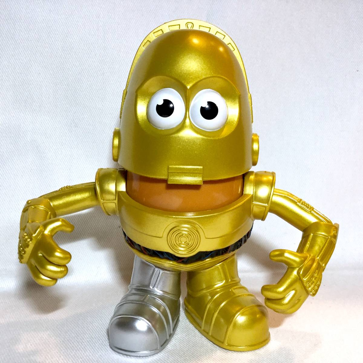 Potato Head Star Wars C3PO Mr